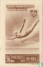 Sports - Schwimmen