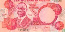 Nigeria 10 Naira 2004