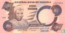 Nigeria 5 Naira 2005