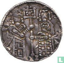 Denemarken 1 penning ca 1047 - 1076 (Lund)