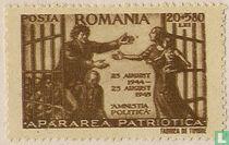 Apararea Patriotica - Politieke amnestie