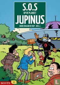 S.O.S. op de planeet Jupinus 1