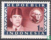 Soekarno & Washington