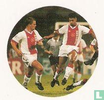 Frank de Boer - Frank Rijkaard