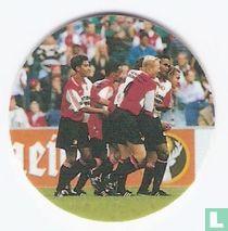 Ronald Koeman/Gaston Taument/Henrik Larsson/Giovanni van Bronckhorst