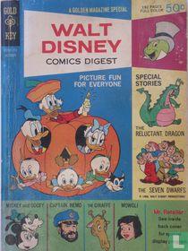 Walt Disney Comics Digest 4