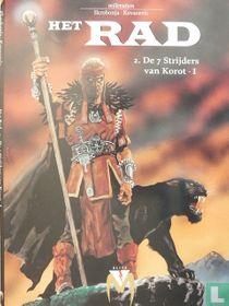 De 7 strijders van Korot