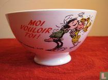 "Breakfast bowl ""Moi vouloir toi"""