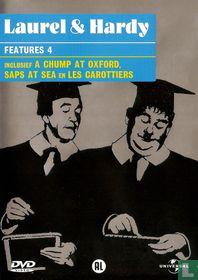 Laurel & Hardy - Features 4