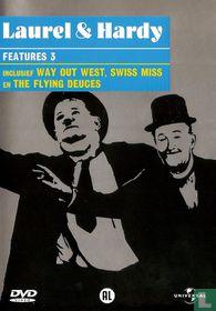 Laurel & Hardy - Features 3