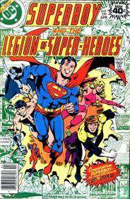 Superboy 250