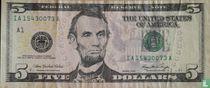 Verenigde Staten 5 dollars 2006 A