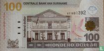 Suriname 100 Dollar 2006