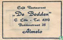"Café Restaurant ""De Bodden"""