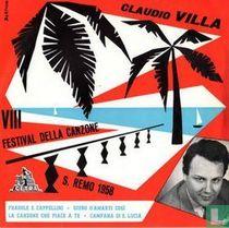 VIII Festival della Canzone - S. Remo 1958