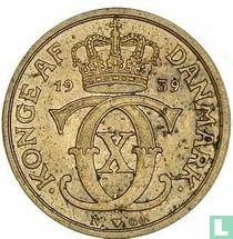 Dänemark ½ Krone 1939