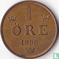 Zweden 1 öre 1898