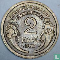 Frankrijk 2 francs 1937