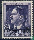 Adolf Hitler - 54e verjaardag