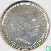 Denemarken 2 kroner 1916