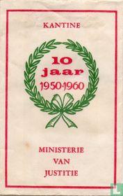 Kantine Ministerie van Justitie