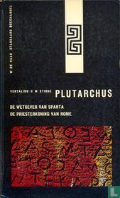 De wetgever van Sparta, de priester-koning van Rome