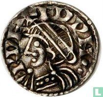 Engeland 1 penny 1048 - 1050