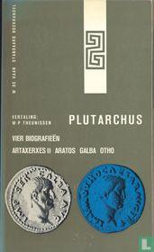 Vier Biografieën  Artaxerxes II, Aratos, Galba en Otho