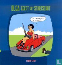 Olga geeft het startschot