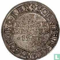 Denemarken 1 marck 1561
