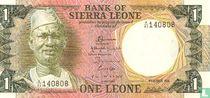 Sierra Leone 1 Leone 1984
