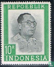 Vice-president M. Hatta