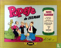 Popeye klassieken - Popeye en de jiep + Popeye zoekt z'n pappie + Popeye en de geheimzinnige melodie