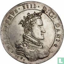 Denemarken 1 speciedaler 1596