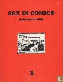 Sex in comics