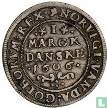 Denemarken 1 marck 1606
