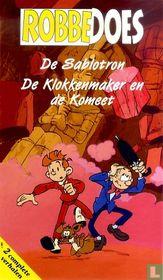 De sablotron + De klokkenmaker en de komeet