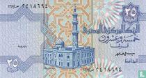 Egypte 25 Piastres