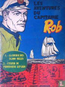 Les aventures du captaine Rob