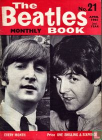 The Beatles Book 21