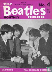 The Beatles Book 4