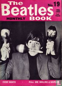 The Beatles Book 19
