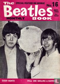 The Beatles Book 16