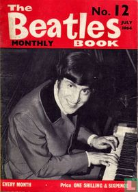 The Beatles Book 12