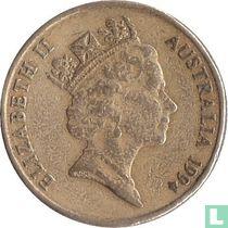 Australië 1 dollar 1994