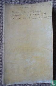 Rekeningen 1721