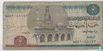Egypte 5 Pounds 2008