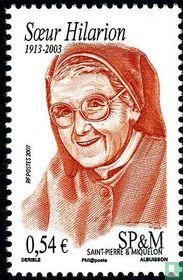 Sister Hilarion