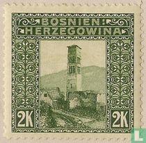St. Luke Tower in Lajce