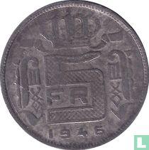 België 5 francs 1946